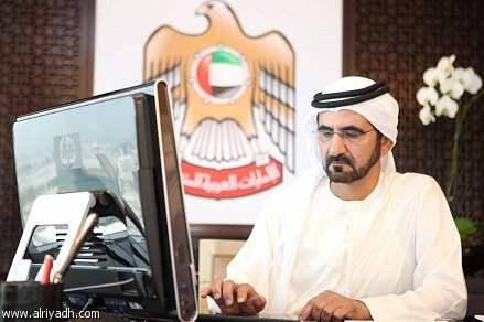 الشيخ محمد بن راشد ال مكتوم Mohammed bin Rashid Al Maktoum (16)