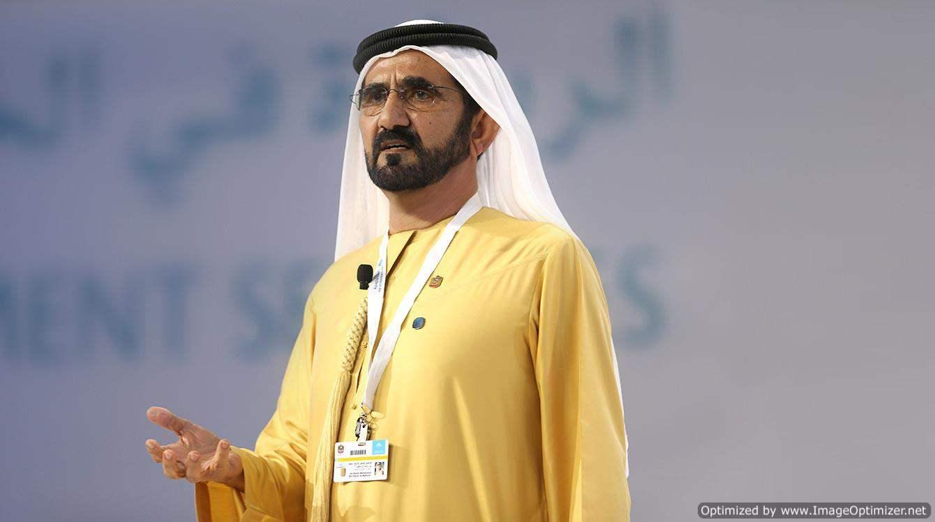 الشيخ محمد بن راشد ال مكتوم Mohammed bin Rashid Al Maktoum (2)