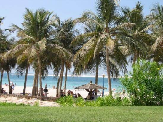 حديقة شاطئ الجميرا