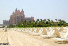 صورة شاطئ أتلانتس دبي