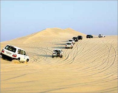 مغامرات فريق العربية للسياحة والسفر