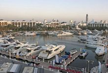 صورة نادي خور دبي للجولف واليخوت