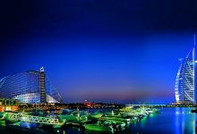Photo of Famous buildings in UAE