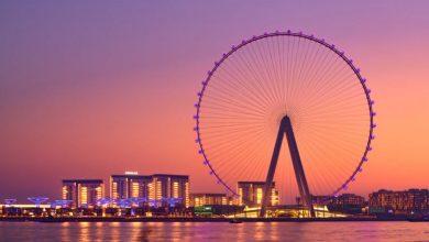 صورة عجلة عين دبي: موعد الافتتاح وأسعار التذاكر وتفاصيل عن عين دبي