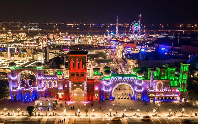 صورة متى تفتح القرية العالمية في دبي؟
